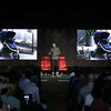 Daniel Beauchamp, Head of AR and VR, Shopify at Recode's Code Commerce 2019. Photo credit: Keith MacDonald for Vox Media.