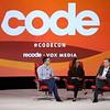 Code Conference 2019 - Erika Andiola, Jonathan Denis Ryan