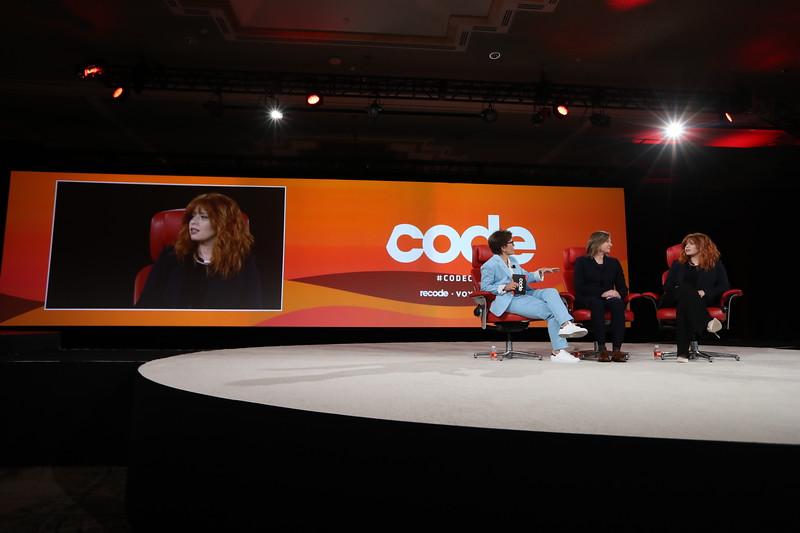 Code Conference 2019 - Cindy Holland, Natasha Lyonne
