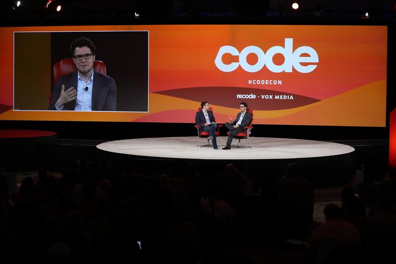 Code Conference 2019 - Ezra Klein, Eric Ries