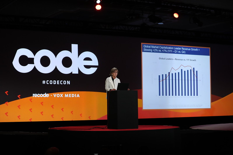 Code Conference 2019 - Mary Meeker