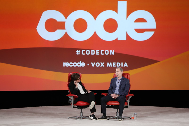 Code Conference 2019 - Andy Jassy