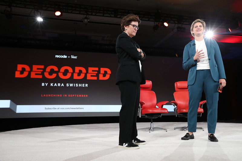 Code Conference 2019 - Decoded