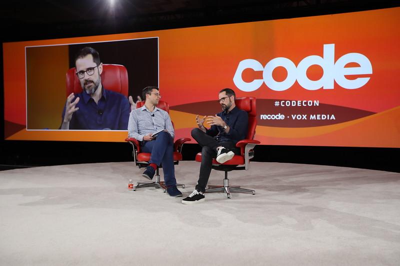 Code Conference 2019 - Ev Williams