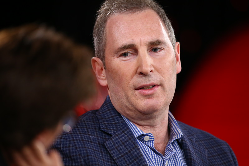 Code Conference 2019 - Andy Jassy (CEO, Amazon Web Services)