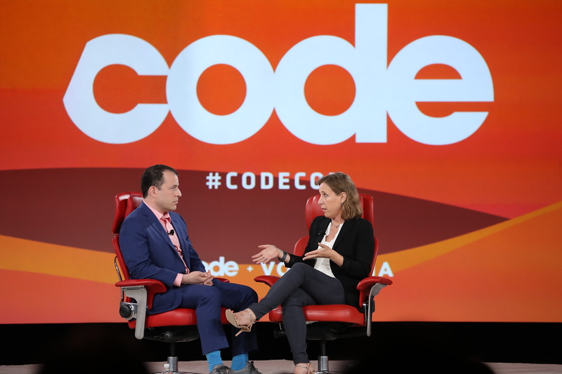 Code Conference 2019 - Susan Wojcicki