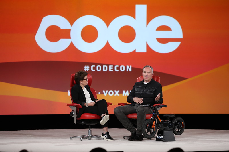 Code Conference 2019 - Kara Swisher, Matthew Levatich