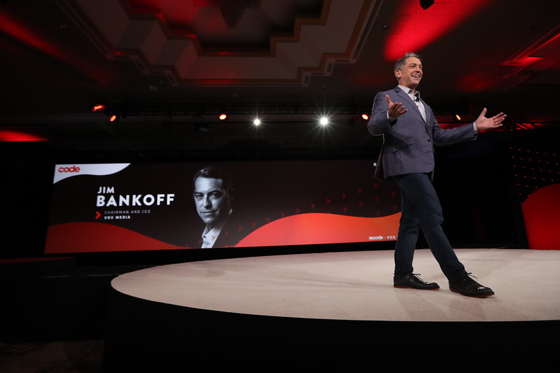 Code Conference 2019 - Jim Bankoff (Chairman & CEO, Vox Media)