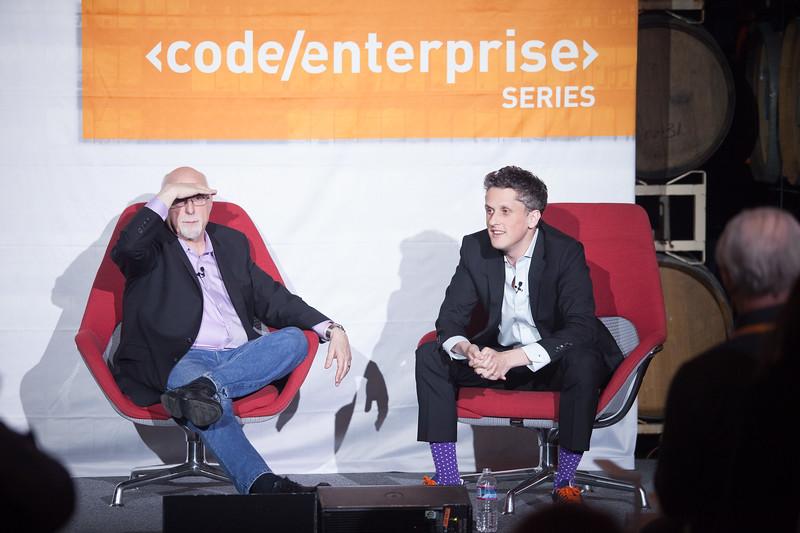 Aaron Levine Code Enterprise