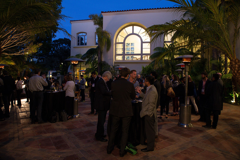 Closing Reception at Code/Media 2016
