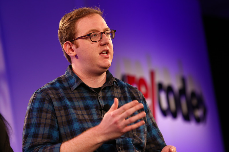 Matt Bellassai at Code/Media 2016