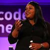 Angelica Nwandu at Code/Media 2016