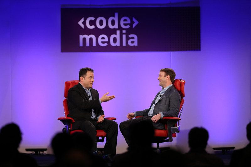 Gabe Leydon at Code/Media 2016