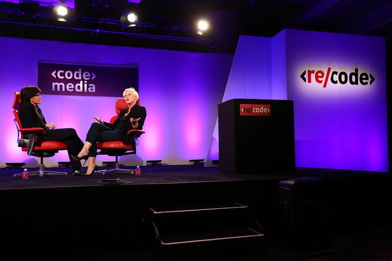 Joanna Coles at Code/Media 2016