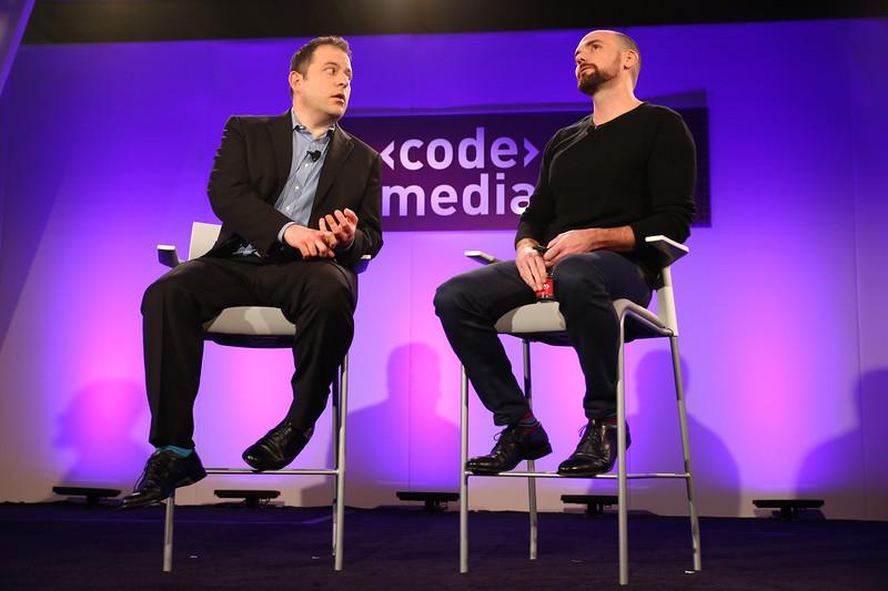 Joe Marchese at Code/Media 2016