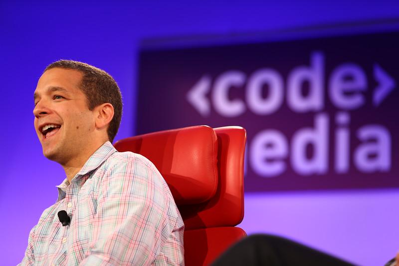 Daniel Roth at Code/Media 2016