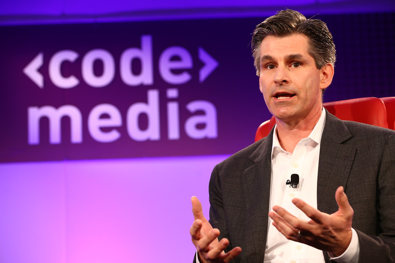 Mike Hopkins at Code/Media 2016