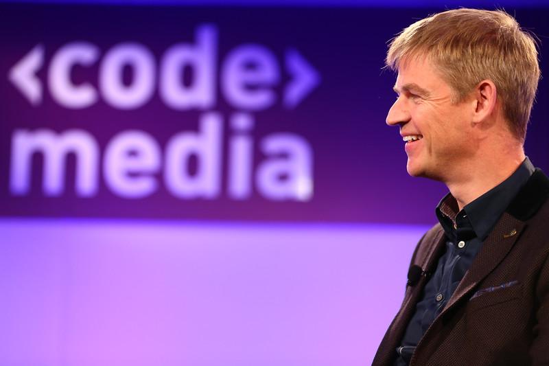 Nigel Eccles at Code/Media 2016