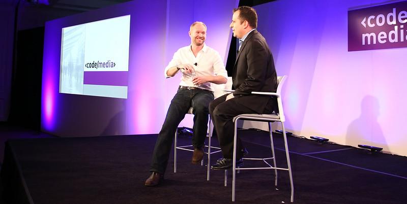 Tony Haile at Code/Media 2016