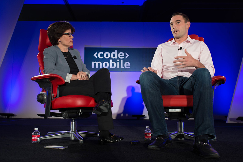 Kevin Weil of Twitter at Code/Mobile 2015