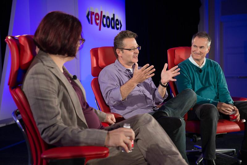Maarten Sierhuis and Chris Borroni Bird at Code/Mobile 2015