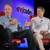 Mark Platshon and Dr. Stefan Heck at Code/Mobile 2015