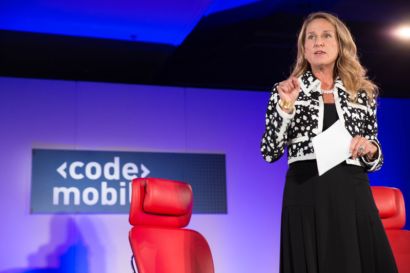 Karen Webster at Code/Mobile 2015