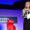 Karen Webster at Code/Mobile 2015