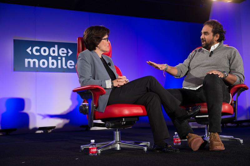 Jawbone's Hosain Rahman at Code/Mobile 2015