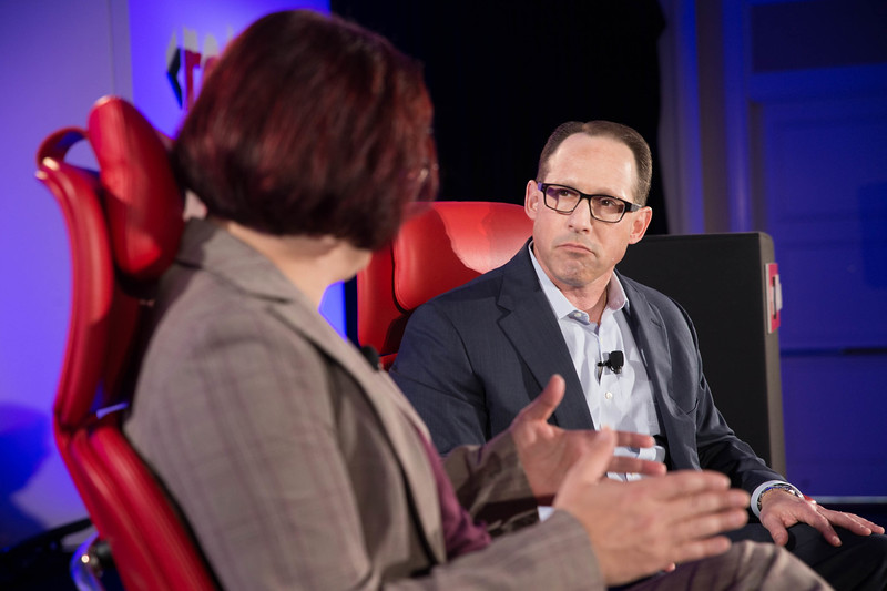 AT&T's Glenn Lurie at Code/Mobile 2015