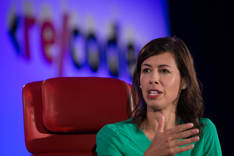 FCC's Jessica Rosenworcel at Code/Mobile 2015