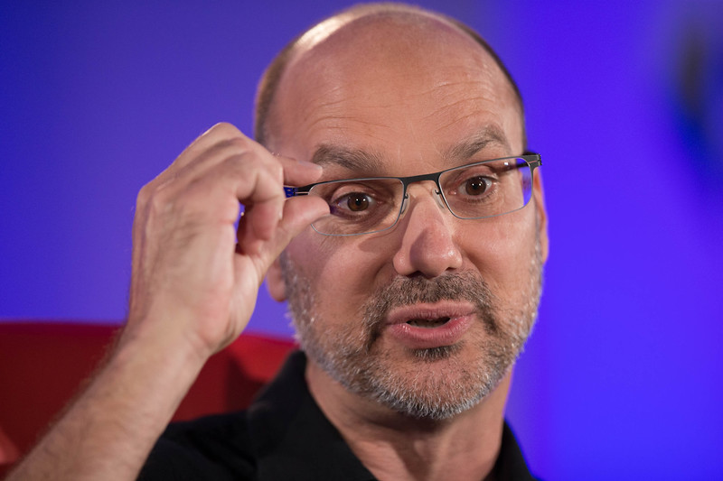 Andy Rubin at Code/Mobile 2015