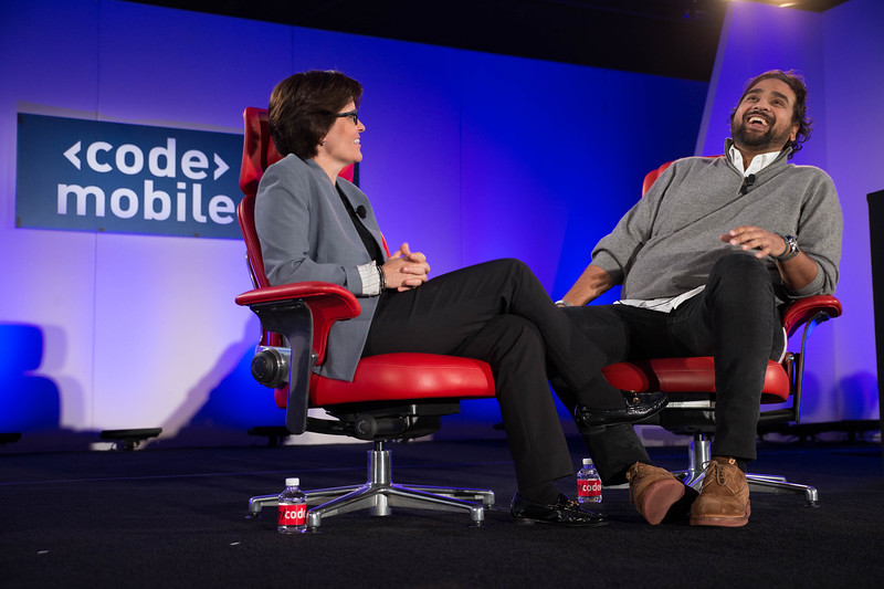 Jawbone's Hosain Rahman at Code/Mobile 2015