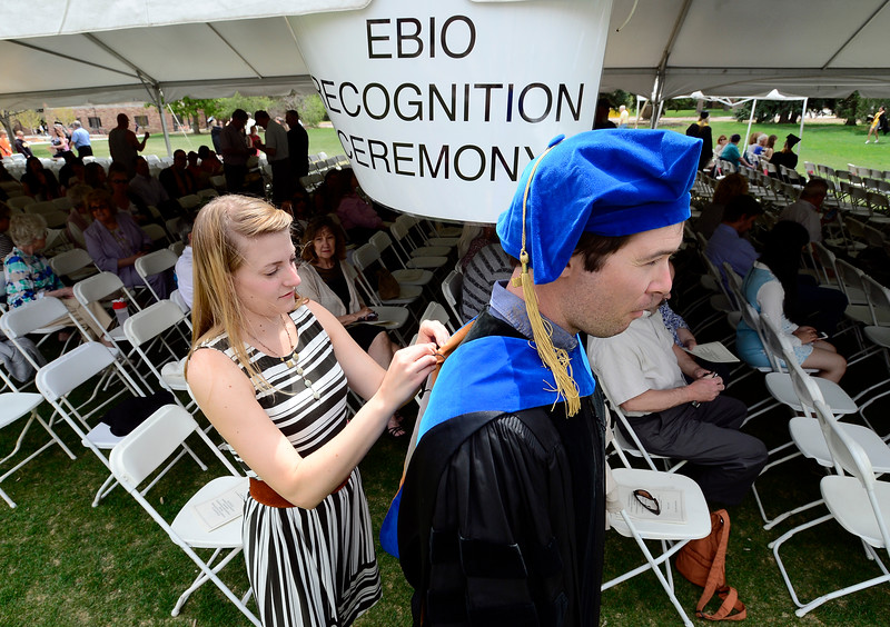 CU Department Recognition Ceremonies