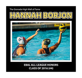 BORJON Hannah Borjon 17 x 17 - Version 02