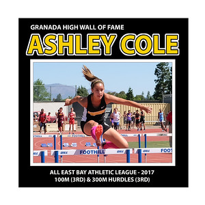 Cole Ashley GHS Track 3rd EBAL 2017