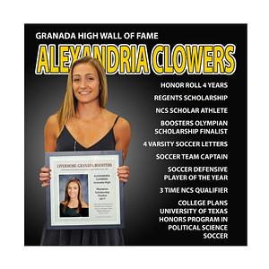 Clowers Alexandria GHS General 2017