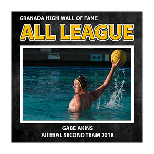 Akins Gabe GHS All League 2018
