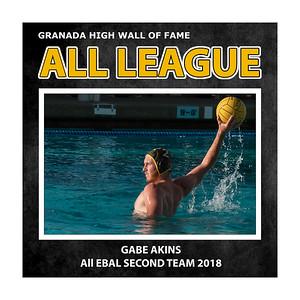 Akins Gabe GHS All League 2018