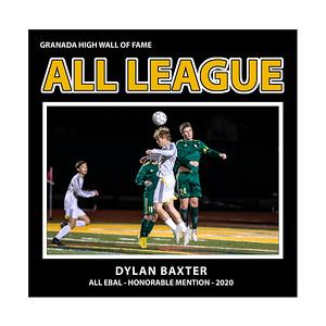 Baxter Dylan GHS bSoc EBAL HM 2020