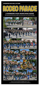 Band LHS (2) Rodeo Parade 2019