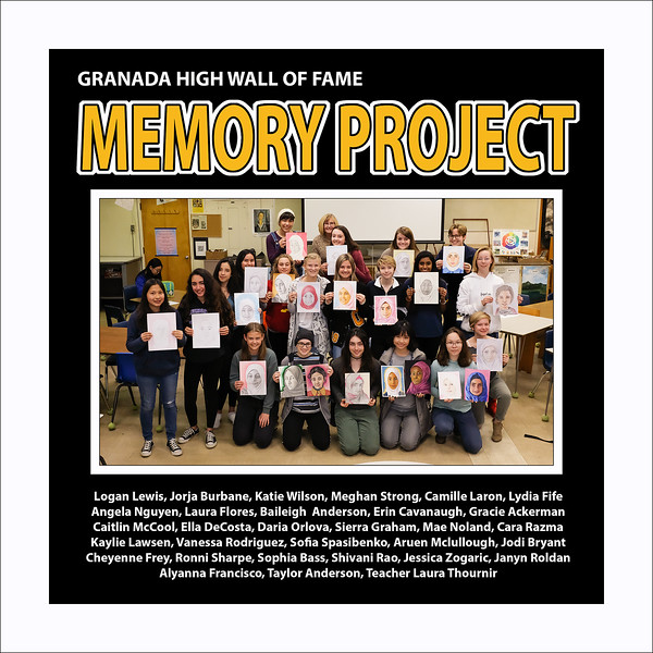 Art GHS Memory Project 2019 Version 1 (12-5)