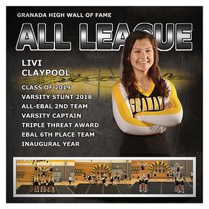 Claypool Livi (n13) GHS Stunt 2018 All League