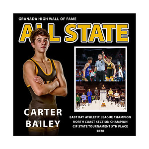 Bailey Carter GHS All State 2020