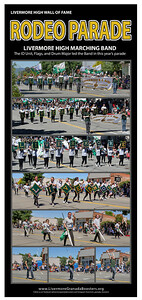 Band LHS (1) Rodeo Parade 2019