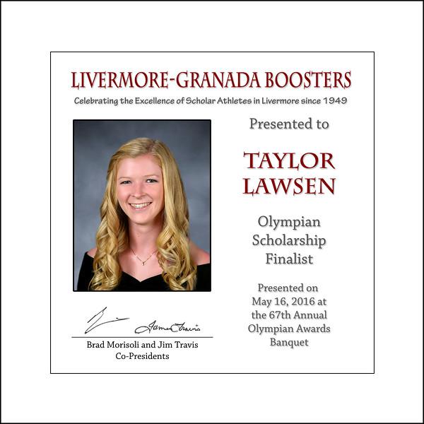 GHS 2016 - Taylor Lawsen
