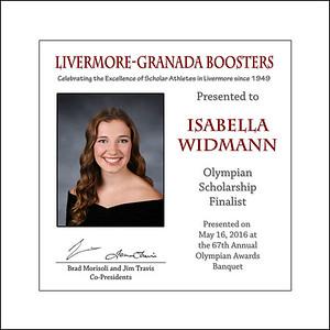 LHS 2016 - Isabella Widmann