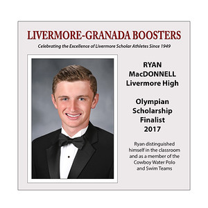 MacDonnell Ryan LHS 2017 (17 X 17)