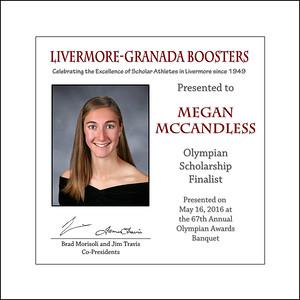GHS 2016 - Megan McCandless