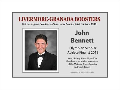 Bennett John 2018